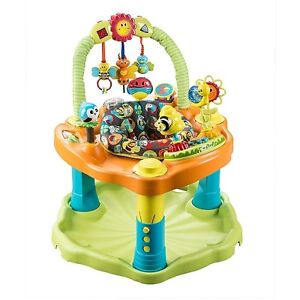 Evenflo Exersaucer Double Fun Baby Activity Centre Like NEW