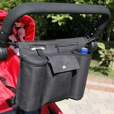 Pushchair Buggy Stroller  Organiser Bag Fits Bugaboo Cameleon 3