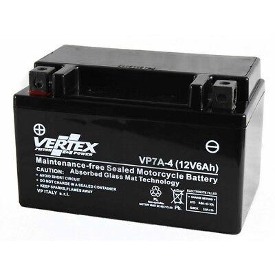 <em>YAMAHA</em> XC 125 E VITY 4P78 SE421 2011   2013 VERTEX GEL AGM BATTERY