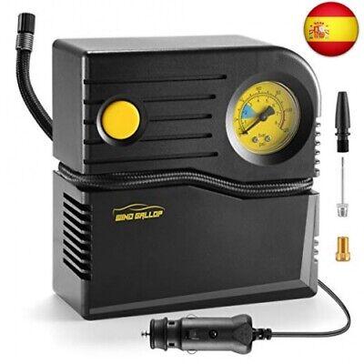 WindGallop Compresor Aire Coche 12v Inflador Ruedas Coche Hinchador Electrico