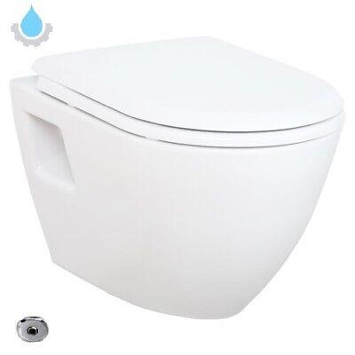 Hänge Wand Dusch WC Taharet Bidetli Toilette Creavit TP325 Taharatli NEU & OVP (Toiletten)