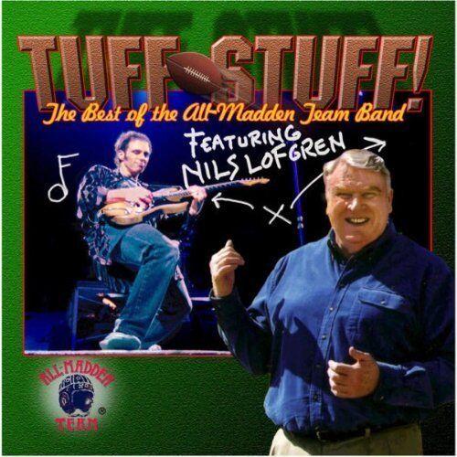Nils Lofgren - Tuff Stuff Best of All-Madden Teaml, CD Neu