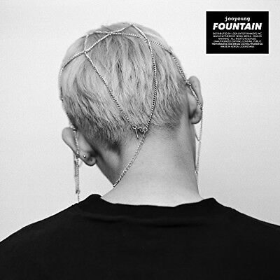 Joo Young   Fountain  New Cd  Asia   Import
