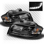 2002 Audi A4 Headlights