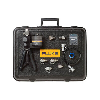 Fluke 700htpk2 Hydraulic Test Pump Kit With 700htp-2 And 700tth10k