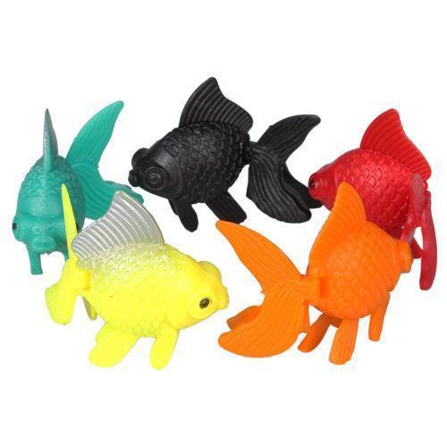 Plastic fish ebay for Plastic koi fish