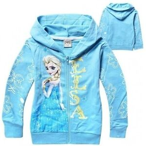 Frozen movie,Snow Queen Elsa,Princess Anna,Olaf, HOODIES Regina Regina Area image 3