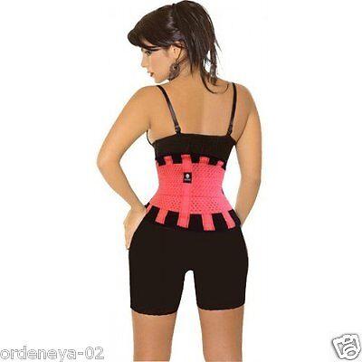 09c52040634 ... TECNOMED 70-30 Pink Fitness Thermo Shaper ORIGINAL CINTURILLA XTREME  MISS BELT фото