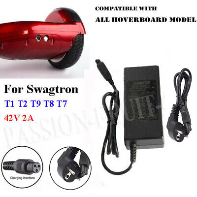 42V 2A Charger Power Adapter for Segway Swegway Hoverboard Balance Scooter CE UK for sale  Walsall