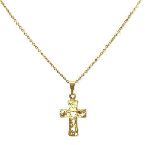 Baby Cross Necklace Ebay