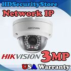 Hikvision Dome Home Security Cameras with Wide Angle
