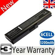 Toshiba Satellite C660 Battery