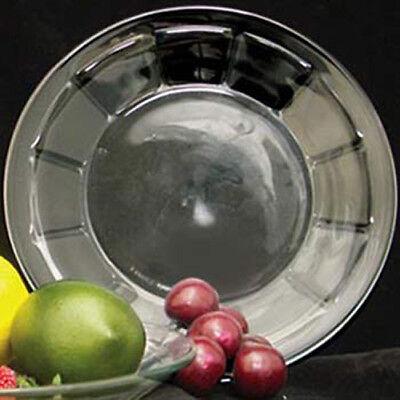 Gibraltar Clear Glass Dinnerware 7-58 Saladdessert Plate
