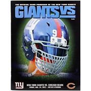 Chicago Bears Program