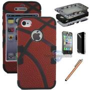 iPhone 4 Cover Basketball