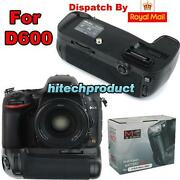 Nikon D600 Battery