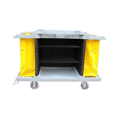 Carrello porta biancheria pulizia camere RS0418