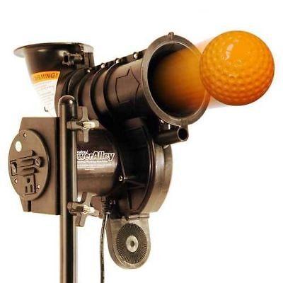 PowerAlley Lite Baseball Pitching Machine - New