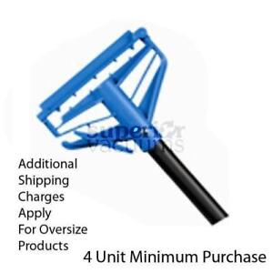 """Janitorial Supplies Mop, 54"""" Plastic Clip"""