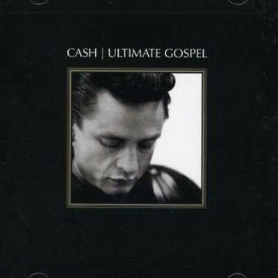 Johnny Cash   Cash  Ultimate Gospel  New Cd