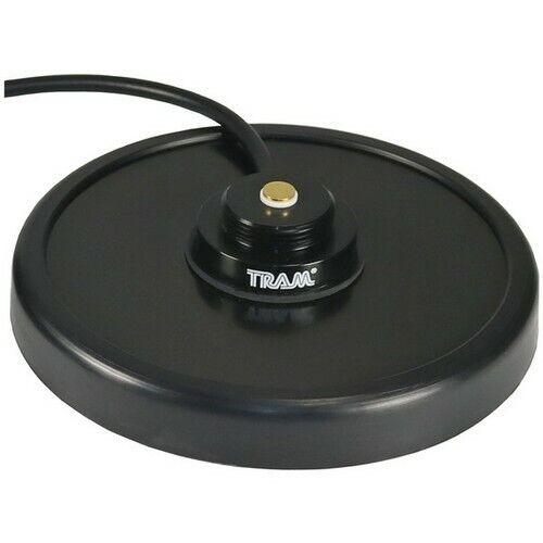 "Tram 1241 Brass NMO 5"" Antenna Magnet Mount"