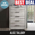 Ash Tallboy Dressers & Chests of Drawers