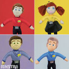 The Wiggles The Wiggles Stuffed Animals Character Toys