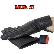 Nappaleder Handschuhe