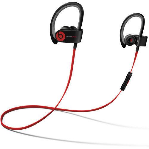 Beats by Dr. Dre Powerbeats2 Wireless Bluetooth In-Ear Headphone Black 900-00240-01