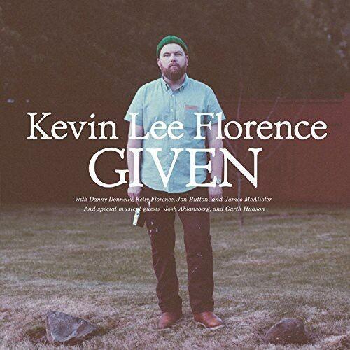 Kevin Lee Florence - Given [New Vinyl] Digital Download