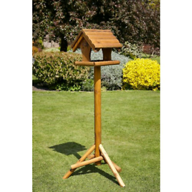 TOM CHAMBERS WARBLER BIRD TABLE