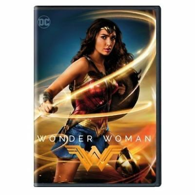 Wonder Woman  Dvd 2017  New  Action  Adventure  Shipping Now