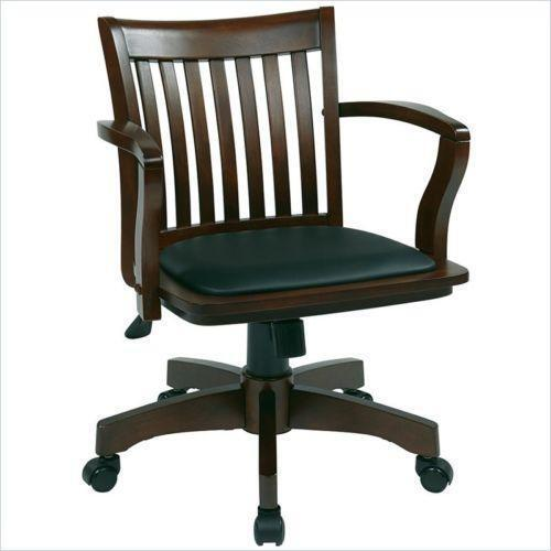 Bankers Chair Ebay