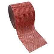Red Mesh Ribbon