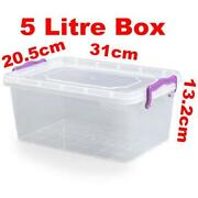 Large Plastic Container