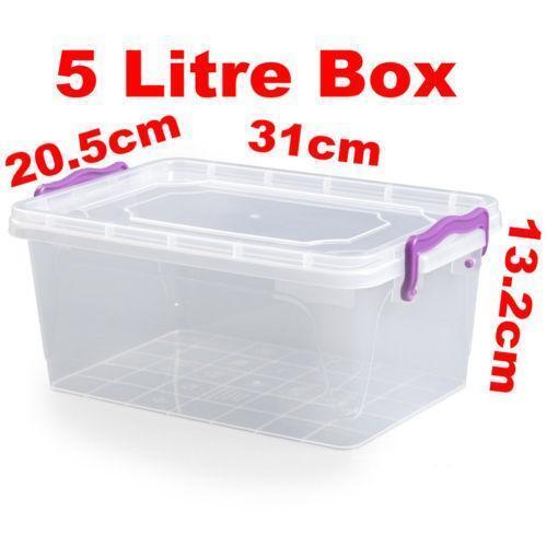 Large Plastic Container Ebay