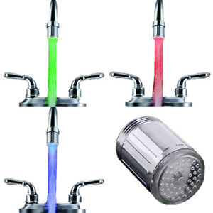 Filtro 3 led colore rubinetto bagno soffione doccia acqua - Areatore per finestra ...
