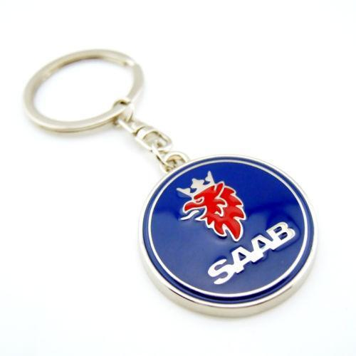 Genuine Saab Key Ring