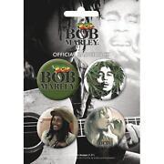 Bob Marley Badge