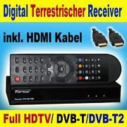 DVB-T Receiver HDMI