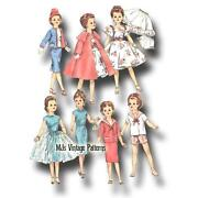 Cissy Doll Patterns