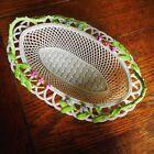 Basket Belleek China & Dinnerware