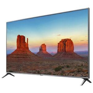 "LG 55"" 4K UHD HDR LED webOS 4.0 Smart TV"
