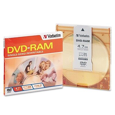 Verbatim Type IV DVD-RAM - 95002