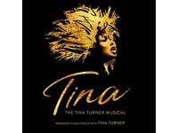 "Amazing tickets to see ""Tina The Musical"" - The Tina Turner Musical"