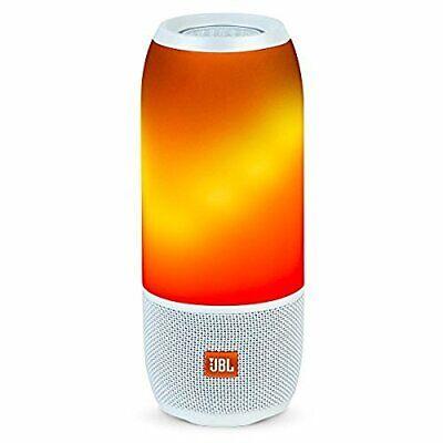JBL Pulse 3 Bluetooth Lautsprecher, weiß