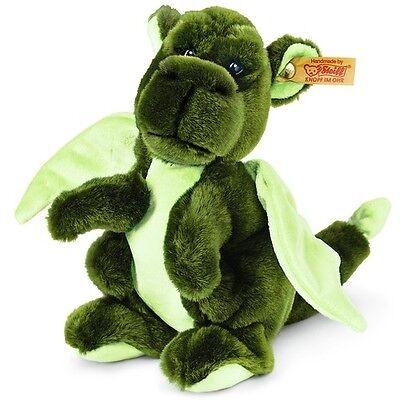 Steiff Baby Drache Kian 20cm grün stehend Plüsch Kuscheltier Geschenk 015120