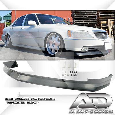 1999-2004 FOR ACURA RL / HONDA LEGEND JP-Style KA9 Front SPOILER LIP PU SEDAN