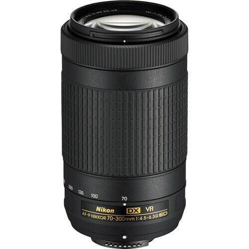 Nikon AF-P DX NIKKOR 70-300mm f/4.5-6.3G ED VR Lens for Nikon DSLR Cameras -   10 - Nikon AF-P DX NIKKOR 70-300mm f/4.5-6.3G ED VR Lens for Nikon DSLR Cameras