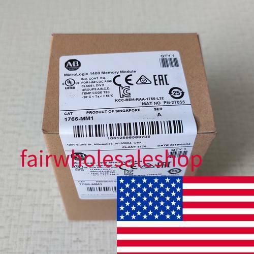 Universal Allen-Bradley MicroLogix 1400 1766-MM1 Memory Module, Top Brand in USA
